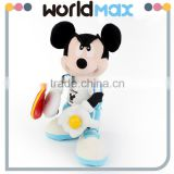 China Made Graceful Pingpong Mickey Promotional Baby Plush Toy