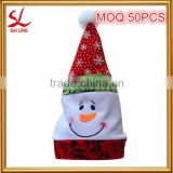 Christmas Decoration Supplies Baby Christmas Hat for Party 2015