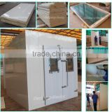 Fruits and vegetables cold storage by PU insulation panels
