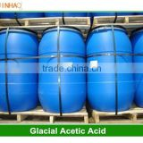 phenyl acetic acid cas 64-19-7 GAA acetic acid Glacial 99.5% min supplied by ISO factory