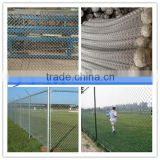 Chain link fence/diamond wire mesh/cyclone wire fence