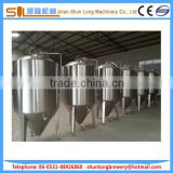 5bbl beer brewery equipment with customized size and outlook, beer fermenter, beer bright /storage tank