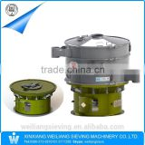 China electrolytic iron powder vibration screen shaker sifter machine