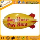 4m advertising helium blimp airship zeppelin F2042