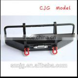 Aluminum Rock Crawler land rover defender bull bar for Trail Finder 1 Chassis D90 D110 Gelande