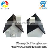 Ultrasonic Dog Bark Control Outdoor dog Anti Bark Deterrent Stop Barking Device Bird House Box Design Waterproof for Home Garden