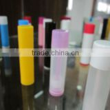 Empty Plastic Cosmetic Lipbalm Container/Lipstick Tube 3.8ml/4.5ml/5.0ml