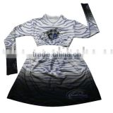 SUBLIMATION CHEERING UNIFORM