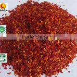 China manufactuer company supplier Dried Red chili crush Pizza Cut Chilli Crushed for Mexico, Russia,Chile,Sweden,Brazil, Nigeri