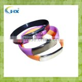 with more function adjustable silicon bracelet