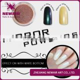 Nails art Design Chrome Metallic Mirror Pigment powder JOYME