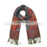Comfortable Styliest Wool Woven Printed Scarf for Promotion