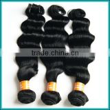Quality Virgin Indian Remy Human Hair,Indian Hair Weaving Straight Body Wave Curly Loose Deep & Natural Wave Hair Extension