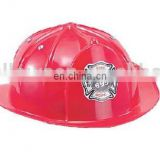Hot sale plastic toy different colors fireman hat for carnival CH2066