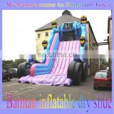 2013 Best batman inflatable slide