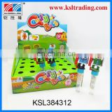 24PCS kids wind up police plastic cheap candy toy