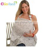 New style soft nursing cover Breathable Breastfeeding nursing cover in high quality