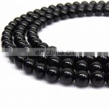 8mm black onyx agate round beads 16''L/strand Natural Stone Beads Gemstone Semi-Precious Stone&Gemstone wholesale gemstone beads