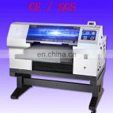SLJET 3D metal tin stannum can uv curing flatbed printer printing machine