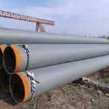 Large Diameter Welded Stainless Steel Pipes for Petrochemical, Energy or Sewage Engineering