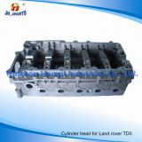 Car Parts Cylinder Head for Land Rover Defender Td5 Vm/18K/300tdi