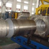 PE DWC Tube Extruder Corrugated Pipe Extrusion Line