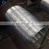 hot dipped galvanized iron steel wire rod coil