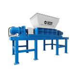 MSW Urban Household Waste Shredder,Solid Waste Shredder, Shredder for Municipal Solid Waste