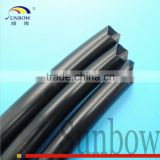 SUNBOW UL High Quality Insulation Eco-friendly 5MM Flexible Black Plastic Sleeve Tube PVC for Cables