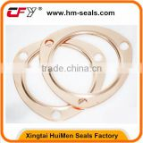"3"" Reusable Copper Header Collecter Exhaust Gaskets"