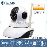 Wireless PTZ IR Laser CCTV Camera