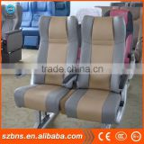 BNS Hot selling fabric leather material bus passenger seat