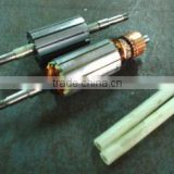 Electrical insulation fiberglass parts mortar tube