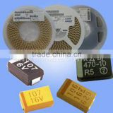 Excellent quality&classical SMD capacitor 1206 50V 5% 250J 25pF and 50V 10% 224K 220nF