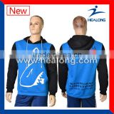 High Quality Sublimation Hoodie Clothing