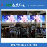 LED screen P4 indoor full color LED die-casting Aluminum Rental LED video wall