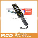 2014 High quality Hot Sale hand held metal detector in dubai machine for Security Inspection