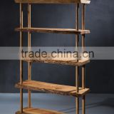 Latest Study Room Use Modern Wooden Shelf Long Streight Shaped As Book Shelf Or Wall Shelf