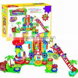 B/O building blocks(119 pcs),toy bricks,diy toys,construction blocks,intelligence toys.50% shipping off