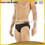 Plus size man models black leisure sexy triangle men swim wear                                                                                                         Supplier's Choice