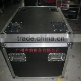 line array speaker cabinet flight case for cable case