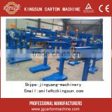 Corrugated carton box stitcher machine /carton stapler machine /semi automatic stitching machine