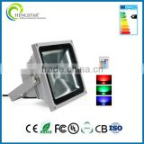 DMX controlled color changing flood light 10w 50w 100w dmx rgb outdoor led flood light                                                                         Quality Choice