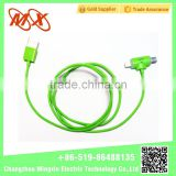 Factory Micro USB Data Cable,Phone to Phone Charging Cable USB Extension,Braided Micro USB Cable