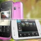 Factory Offer 3G+Android+2 Sim+ WiFi+ GPS+5.0M Cameras Smart phone