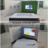"2015 innovative 2.4""-10"" lcd video greeting card for advertising & promotion gift"