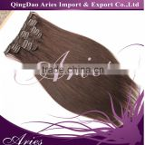 2016 Fast Selling Cheap Products Grade 5A 26 Inch Human Hair Remy Clip In Hair Extensions For
