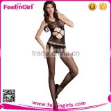 New Arrival Sexy In-tube Nylon Legs Fishnet Stockings