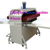 polyester spors gament design heat transfer press machine