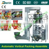 Full Automatic Dried Agaric Packaging Machine With CE
